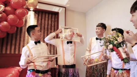 DAVID STUDIO 婚礼作品 SHANG&YE 2019.10.02 WEDDING FILM