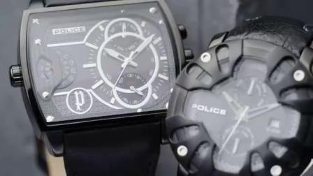 潮搭之选,钢罩系列男士腕表