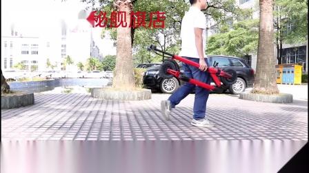 电动滑板车第一品牌 --- 车小秘电动滑板车 - 电动滑板车教学视频
