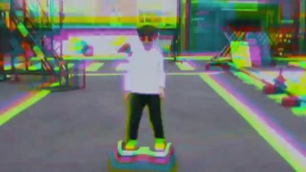 狂拽炫酷,永久儿童智能平衡车