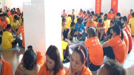 圆爱中国梦.感恩心连心 — 在文楼中学举办大型少年心理健康建设体验式公益教育活动
