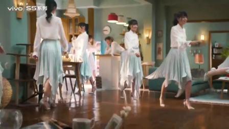 vivo S5系列 5重超质感美颜 照亮你的美 15秒广告