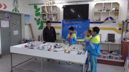 本溪市南芬区实验小学 - --机甲战队创新创客社团教学掠影