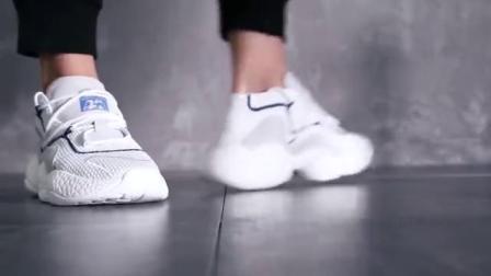 透气网面椰子鞋,穿在脚上的排气扇