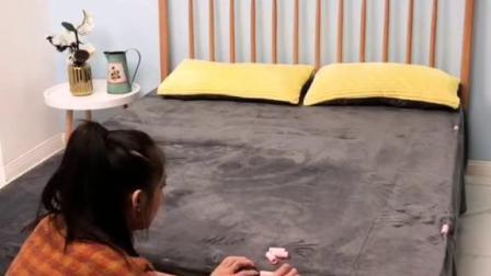床单夹固定器防滑被子扣无痕沙发垫安全无针家用被罩被套防跑神器