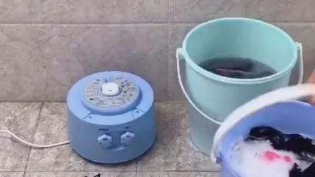 大学四年洗衣服都用它