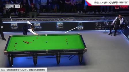刘崧解说-19冠中冠 奥沙利文VS怀特