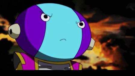 《动漫战争》12集 护卫落败,全王吸收护卫变成专属战斗形态