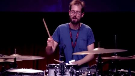 Benny Greb's MOVING PARTS (live)
