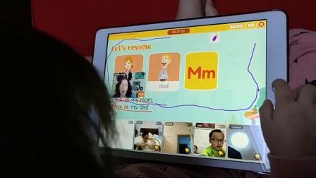 少儿英语培训机构,魔力耳朵的真实上课视频