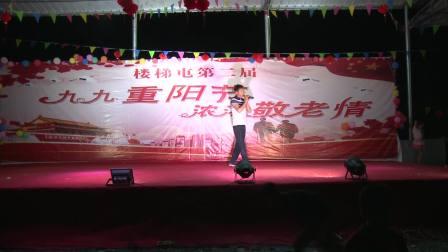 忻城县大塘楼梯屯2019重阳节晚会一