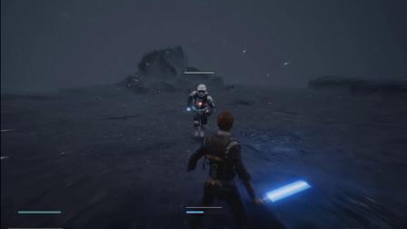 【游民星空】《星球大战绝地:陨落的武士团》主角凯尔克提斯技能泄露视频演示