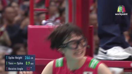 塞尔维亚 vs 日本 - 2019女排世界杯