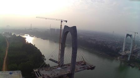贵港市青云大桥施工纪念相册