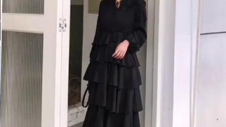 女生必备的小黑裙