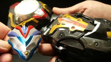 K2介紹超人力霸王泰賈盒玩版力霸王泰賈裝飾品套裝第二套之超人力霸王吉得 皇家國王至尊形態手環 超人力霸王勝利騎士手環 超人力霸王銀河史托流姆手環
