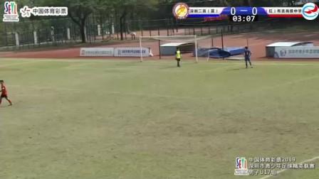 深圳市青少年足球精英联赛 男U17组