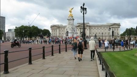 英国行《伦敦自游行 -- 白金汉宫》(二)2019年8月。