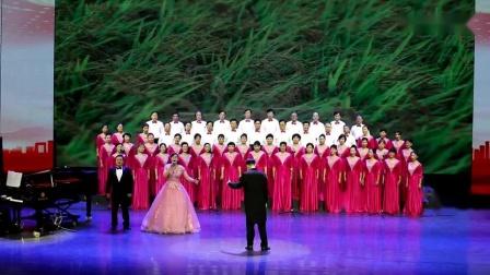合唱《祖国颂》长沙市丽爱天使艺术团-长沙市庆祝中华人民共和国成立70周年合唱比赛-2019.09.06