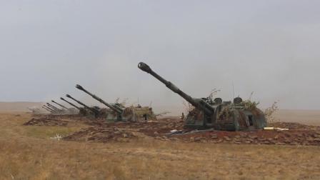 俄导弹兵和炮兵纪念日2019.11.19