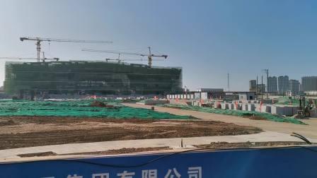 赤峰高铁20191120东广场