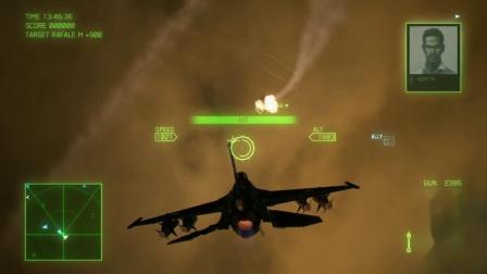 【游民星空】《皇牌空战7》DLC演示