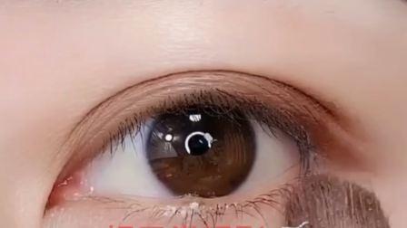 西安化妆培训学校前十名#伊凡美学化妆学校眼影技巧分享#