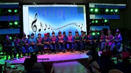 鄂尔多斯市《巴日太》大正琴协会成立庆祝活动
