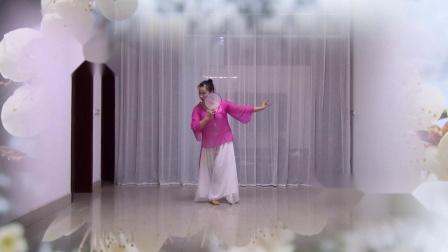 欧达源原创古典舞《红颜劫》 演绎:又见春暖花开