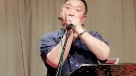 """""""虹宫""""皇冠口琴乐团2019音乐会  蒋金临口琴独奏"""