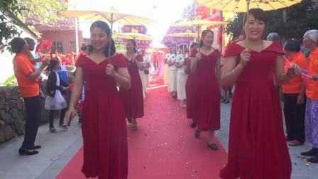海口市秀英区儒成村外嫁女2019年回娘家欢聚活动