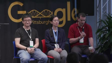 Panel discussion - Pittsburgh ML Summit '19