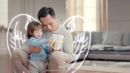 合生元万千宝爸们的选择 给孩子妈妈般的爱