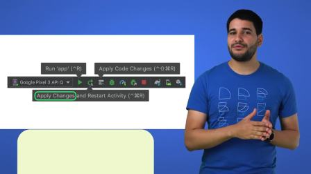 Apply Changes - Android Studio 3.5 Features