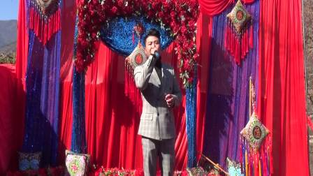 羌族婚礼婚礼视频第二集   黑虎羌寨