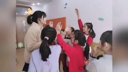 答谢志愿者丨白鸽基教四小戏剧课堂 2019.12
