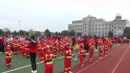 徽州区博爱.一知幼儿园2019年大型国防教育亲子活动