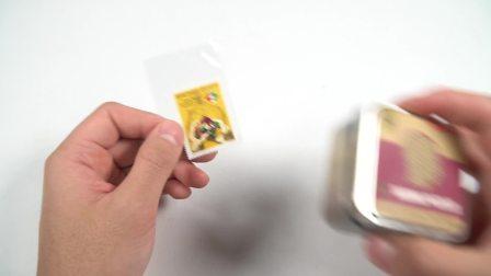 第一届魔方锦标赛魔方邮票