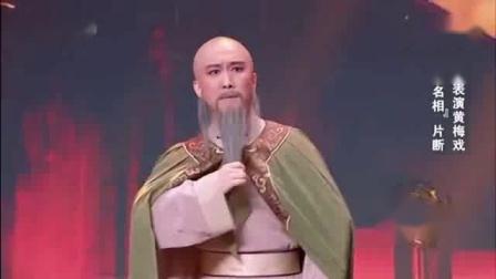 马丁表演黄梅戏《大清名相》选段, 凸现张廷玉洁身自好精气神_标清
