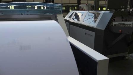 深圳阿斯特ASTER卷筒纸数码折配锁一体机