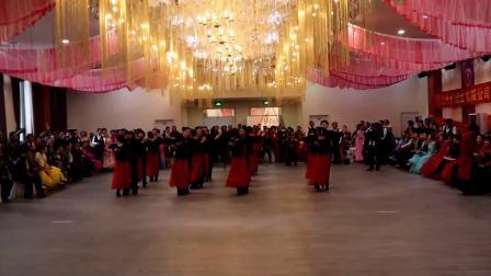 济宁市国际标准舞协会微山分会成立及舞友联谊会