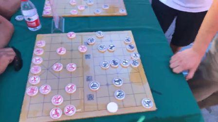 """阳曲县""""迎二青会创文明县城""""两省八县象棋拉力赛"""