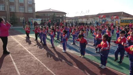 普集中心园19冬大、中班级部趣味运动会部分实况录像