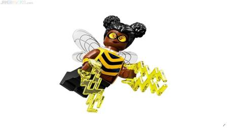 乐高 DC Minifig Series new pics LEGO积木砖家预告