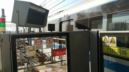 上海地铁8号线(38)折返