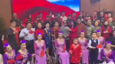 身残志坚,热心公益:红星网创始人龚萍出席公益活动