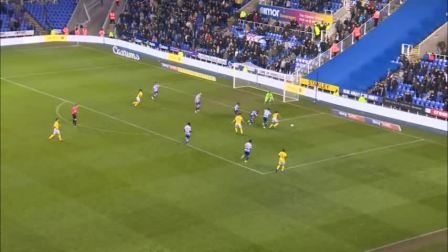 Reading v Blues Full match