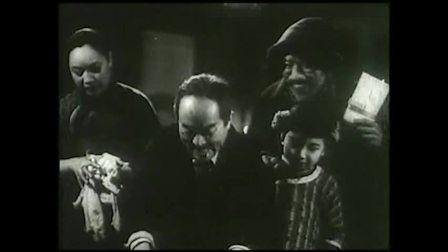 老电影《夜半歌声》1937年