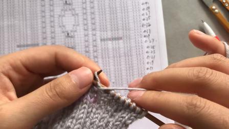羊毛手套编织