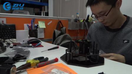 WidowX机械臂机械臂组装视频